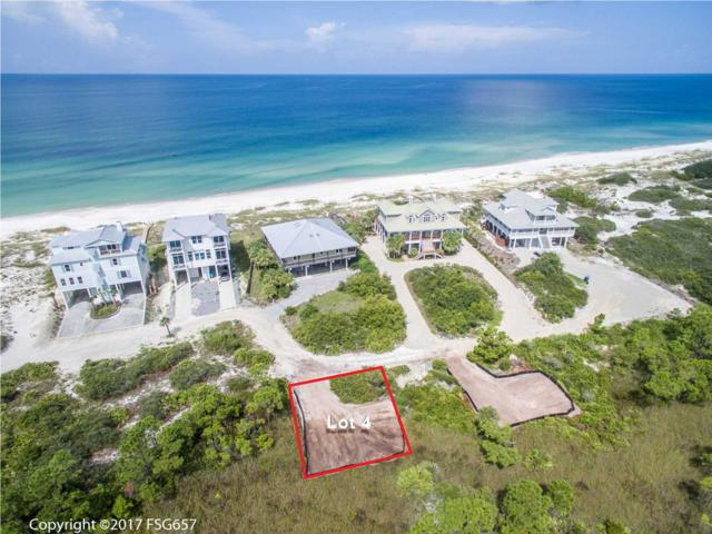 4 Secluded Dunes Dr Lot 4 & 6, CAPE SAN BLAS, FL 32456 (MLS #257556) :: Berkshire Hathaway HomeServices Beach Properties of Florida