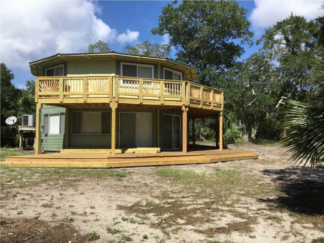 608 Mariner Cir, CARRABELLE, FL 32346 (MLS #259925) :: Coast Properties