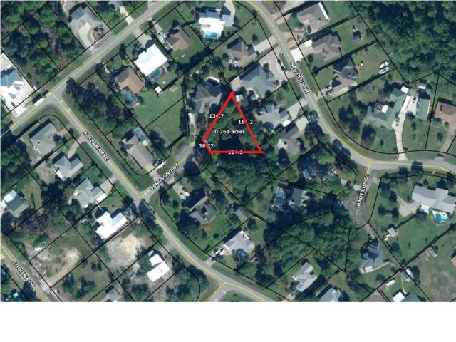 106 Windsong Ct Lot 30, PORT ST. JOE, FL 32456 (MLS #260408) :: Berkshire Hathaway HomeServices Beach Properties of Florida