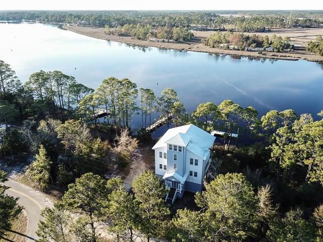 601 River View Dr, CARRABELLE, FL 32322 (MLS #300555) :: The Naumann Group Real Estate, Coastal Office