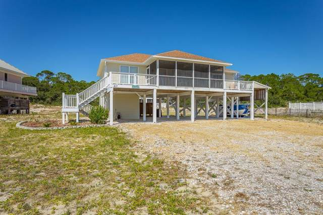 817 E Gulf Beach Dr, ST. GEORGE ISLAND, FL 32328 (MLS #302891) :: Anchor Realty Florida