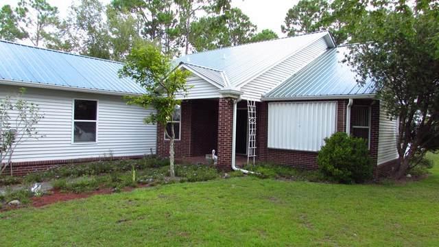 300 Baywood Dr, CARRABELLE, FL 32322 (MLS #303957) :: The Naumann Group Real Estate, Coastal Office
