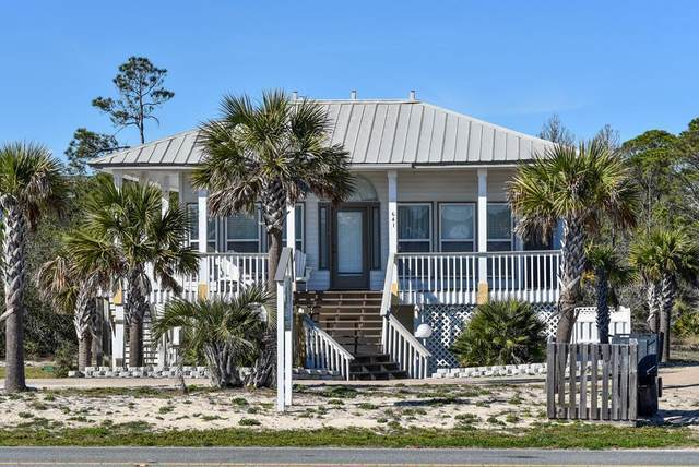641 W Gulf Beach Dr, ST. GEORGE ISLAND, FL 32328 (MLS #305635) :: The Naumann Group Real Estate, Coastal Office