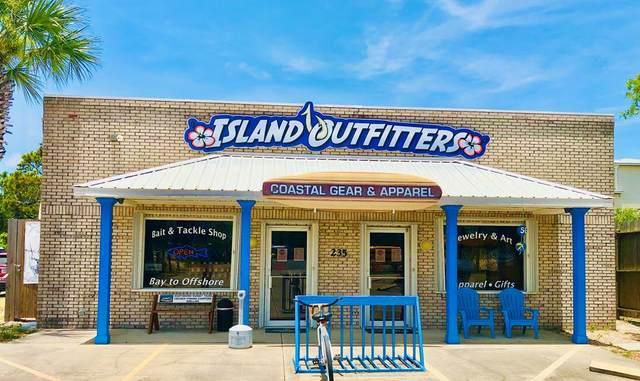 235 E Gulf Beach Dr, ST. GEORGE ISLAND, FL 32328 (MLS #306972) :: Anchor Realty Florida