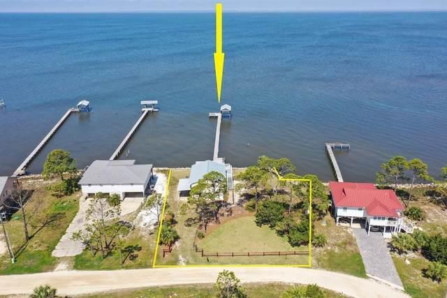 340 Mark St, ST. GEORGE ISLAND, FL 32328 (MLS #307328) :: Anchor Realty Florida