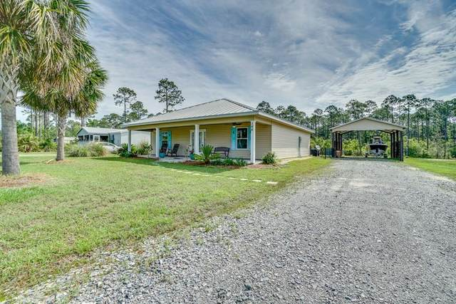 146 Palm Breeze Way, PORT ST. JOE, FL 32456 (MLS #307552) :: The Naumann Group Real Estate, Coastal Office