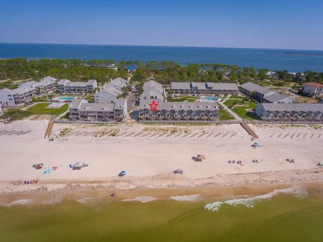 1804 E Gulf Beach Dr H-2, ST. GEORGE ISLAND, FL 32328 (MLS #302297) :: Coastal Realty Group