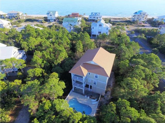2120 Dolphin Dr, ST. GEORGE ISLAND, FL 32328 (MLS #260781) :: Coast Properties