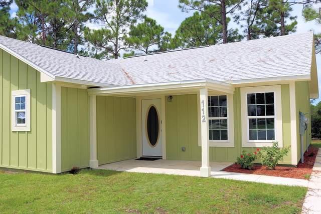 112 Tyler Terr, PORT ST. JOE, FL 32456 (MLS #301780) :: Coastal Realty Group