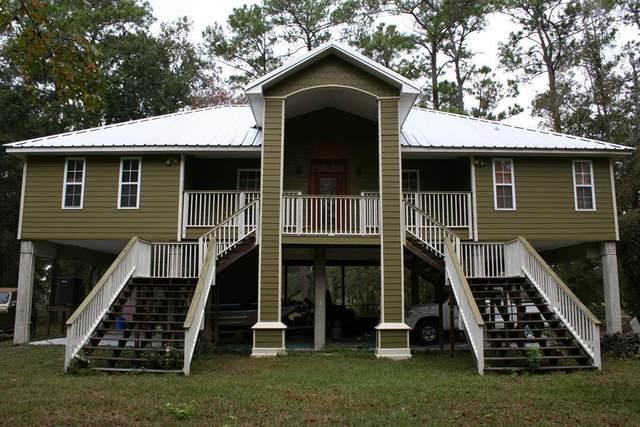 2667 Bluff Rd, APALACHICOLA, FL 32320 (MLS #305313) :: The Naumann Group Real Estate, Coastal Office