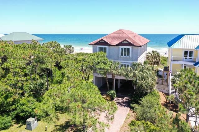 2260 Sailfish Dr, ST. GEORGE ISLAND, FL 32328 (MLS #307058) :: The Naumann Group Real Estate, Coastal Office