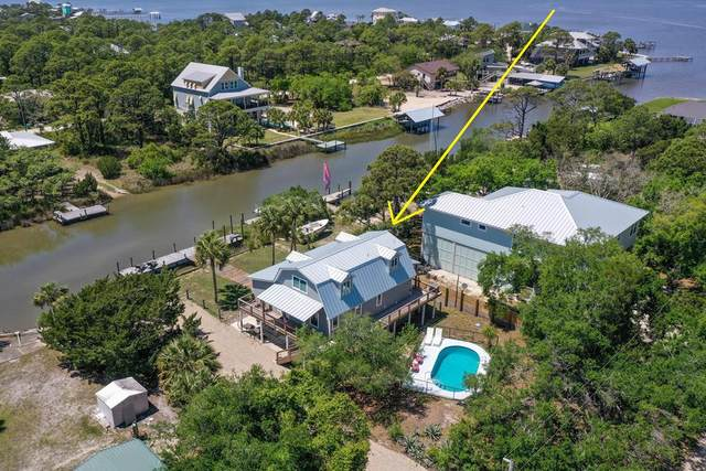 304 Wing St, ST. GEORGE ISLAND, FL 32328 (MLS #307567) :: Anchor Realty Florida