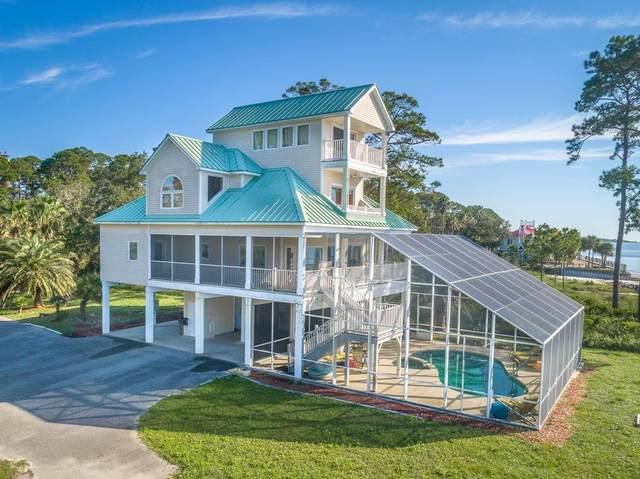1988 Hwy 98 W, CARRABELLE, FL 32322 (MLS #308942) :: Anchor Realty Florida