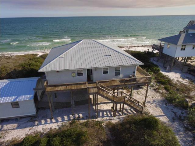 882 Gulf Shore Dr, CARRABELLE, FL 32322 (MLS #257740) :: Berkshire Hathaway HomeServices Beach Properties of Florida