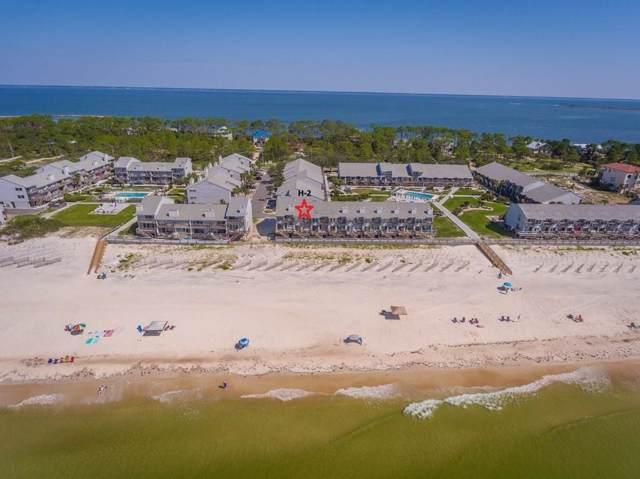 1804 E Gulf Beach Dr H-2, ST. GEORGE ISLAND, FL 32328 (MLS #302297) :: Berkshire Hathaway HomeServices Beach Properties of Florida