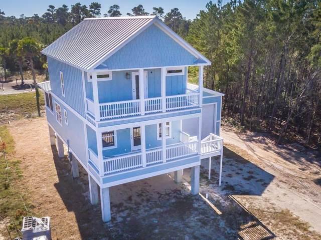 160 Pine Rd, CARRABELLE, FL 32322 (MLS #303004) :: Berkshire Hathaway HomeServices Beach Properties of Florida