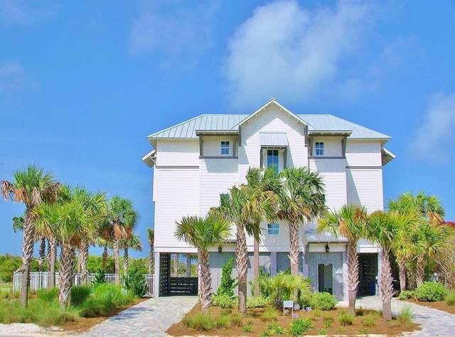 204 Seagrass Cir, CAPE SAN BLAS, FL 32456 (MLS #307919) :: Anchor Realty Florida