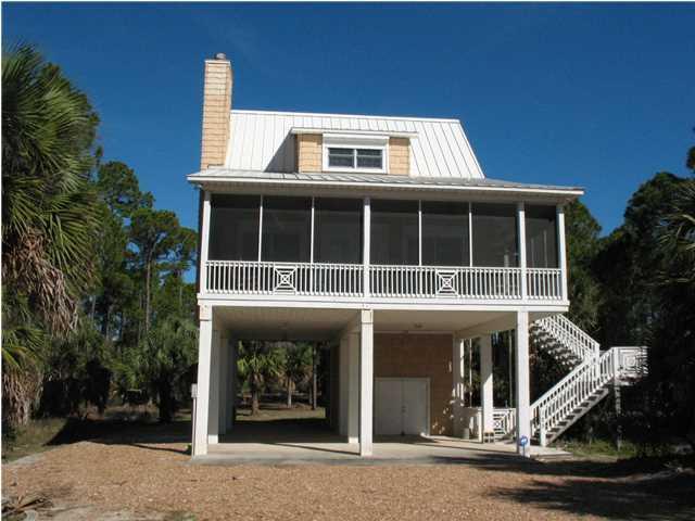 125 Canoe Ln, PORT ST. JOE, FL 32456 (MLS #258610) :: Berkshire Hathaway HomeServices Beach Properties of Florida