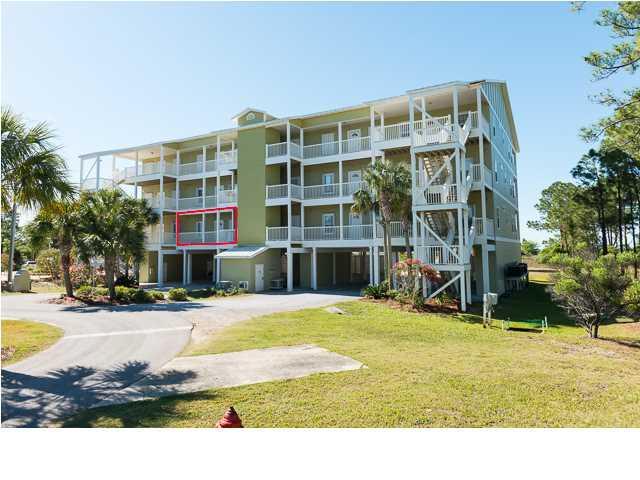 198 Club Dr 1B, CAPE SAN BLAS, FL 32456 (MLS #259183) :: Berkshire Hathaway HomeServices Beach Properties of Florida