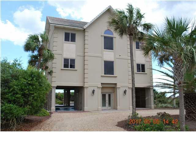 1716 Magnolia Rd, ST. GEORGE ISLAND, FL 32328 (MLS #259245) :: Berkshire Hathaway HomeServices Beach Properties of Florida