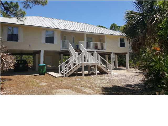 1844 Suzie Ct West, ST. GEORGE ISLAND, FL 32328 (MLS #259381) :: Berkshire Hathaway HomeServices Beach Properties of Florida