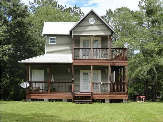461 Creekview Dr, WEWAHITCHKA, FL 32465 (MLS #259492) :: Berkshire Hathaway HomeServices Beach Properties of Florida