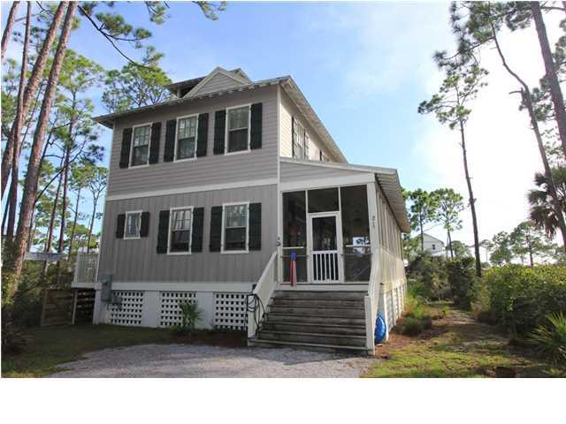 215 Signal Lane, PORT ST. JOE, FL 32456 (MLS #259946) :: Coast Properties