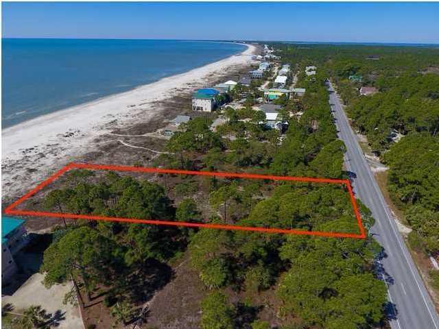 0 Treasure Dr., CAPE SAN BLAS, FL 32456 (MLS #260187) :: Berkshire Hathaway HomeServices Beach Properties of Florida