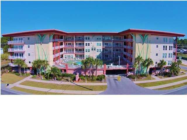 800 Hwy 98 #311, MEXICO BEACH, FL 32410 (MLS #260384) :: Berkshire Hathaway HomeServices Beach Properties of Florida
