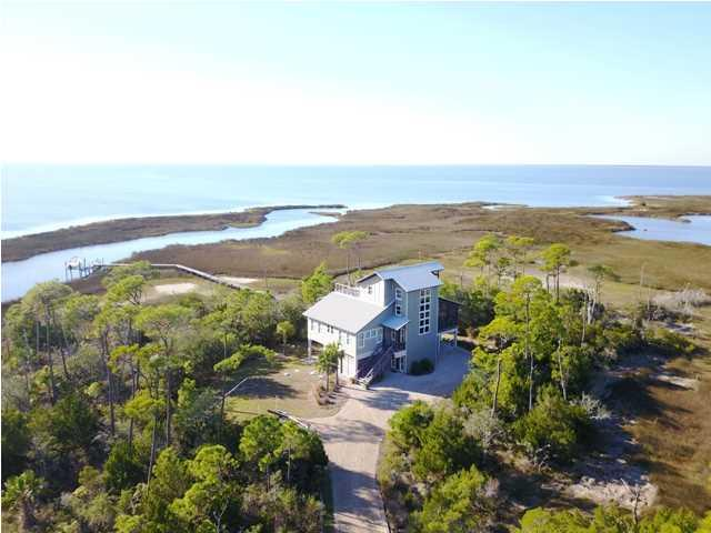 1639 Forsythia Trail, ST. GEORGE ISLAND, FL 32328 (MLS #260583) :: Coast Properties