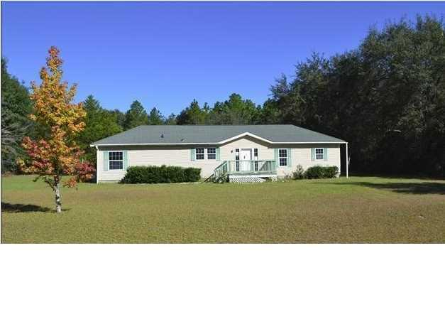 2820 Deer Run Cr, ALFORD, FL 32420 (MLS #260777) :: Berkshire Hathaway HomeServices Beach Properties of Florida