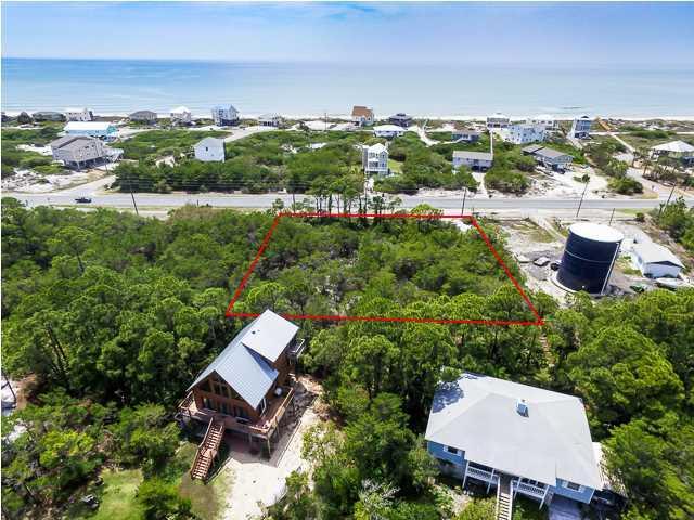28 Cape San Blas Rd, CAPE SAN BLAS, FL 32456 (MLS #260918) :: Berkshire Hathaway HomeServices Beach Properties of Florida