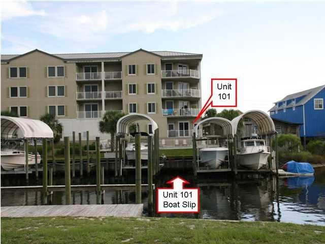 3706 Hwy 98 #101, MEXICO BEACH, FL 32410 (MLS #260928) :: Berkshire Hathaway HomeServices Beach Properties of Florida