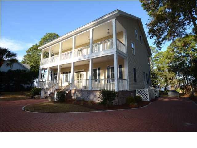 283 Magnolia Bay Dr, EASTPOINT, FL 32328 (MLS #261074) :: Coast Properties