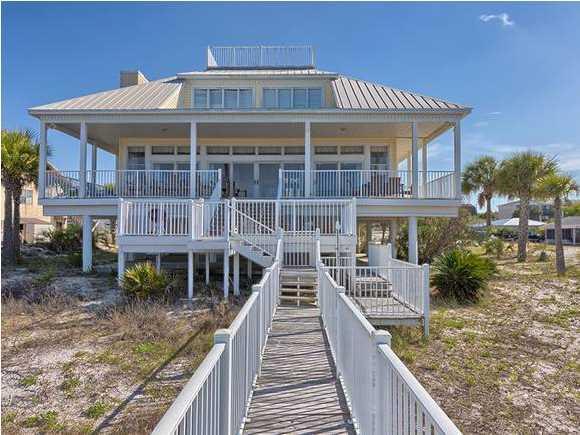 108 29TH ST, MEXICO BEACH, FL 32456 (MLS #261475) :: Coast Properties