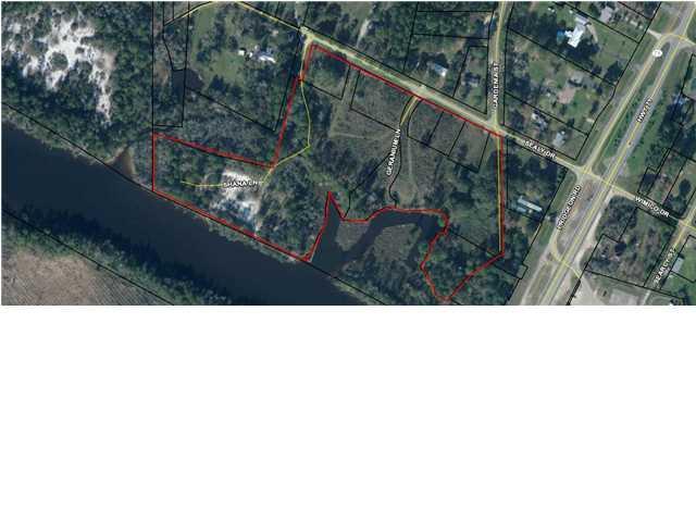 0 Sealy Dr, WEWAHITCHKA, FL 32465 (MLS #261501) :: Berkshire Hathaway HomeServices Beach Properties of Florida