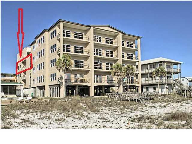 2303 Hwy 98 3D, MEXICO BEACH, FL 32410 (MLS #261546) :: Berkshire Hathaway HomeServices Beach Properties of Florida