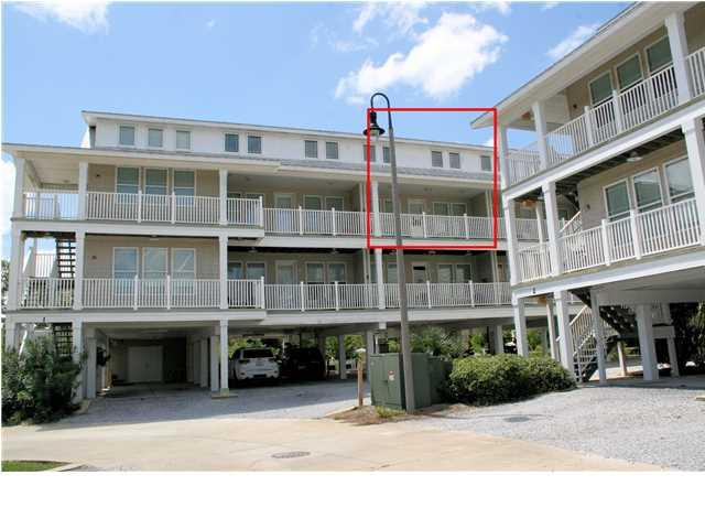 1120 15TH ST 1H, MEXICO BEACH, FL 32410 (MLS #261662) :: Berkshire Hathaway HomeServices Beach Properties of Florida