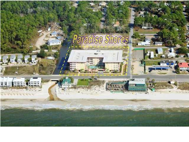 800 Hwy 98 #410, MEXICO BEACH, FL 32410 (MLS #261732) :: Berkshire Hathaway HomeServices Beach Properties of Florida