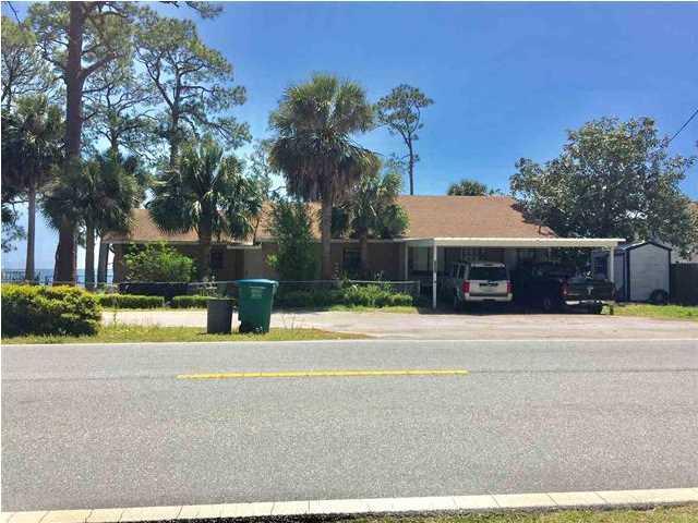 2304 East Hwy 98, CARRABELLE, FL 32322 (MLS #261869) :: Berkshire Hathaway HomeServices Beach Properties of Florida