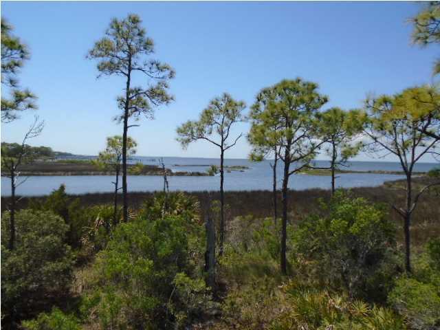 1931 Indian Harbor Rd, ST. GEORGE ISLAND, FL 32328 (MLS #261949) :: Berkshire Hathaway HomeServices Beach Properties of Florida