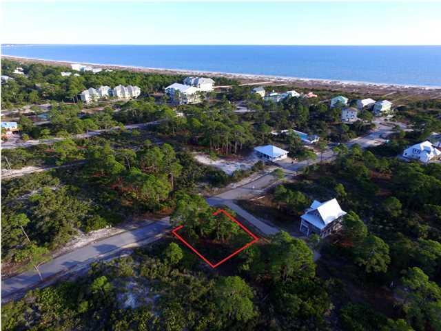 109 Mccosh Mill Rd Lot 16, CAPE SAN BLAS, FL 32456 (MLS #262505) :: Coast Properties
