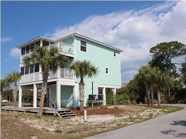 108 Lake Shore Dr, CAPE SAN BLAS, FL 32456 (MLS #262657) :: Berkshire Hathaway HomeServices Beach Properties of Florida