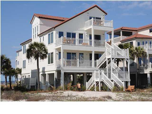 1880 Sunset Dr, ST. GEORGE ISLAND, FL 32328 (MLS #262759) :: Berkshire Hathaway HomeServices Beach Properties of Florida