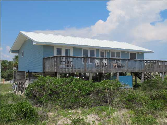 1024 East Gorrie Dr., ST. GEORGE ISLAND, FL 32328 (MLS #262860) :: Berkshire Hathaway HomeServices Beach Properties of Florida