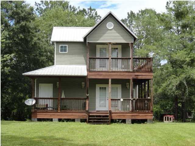 461 Creekview Dr, WEWAHITCHKA, FL 32465 (MLS #263102) :: Berkshire Hathaway HomeServices Beach Properties of Florida