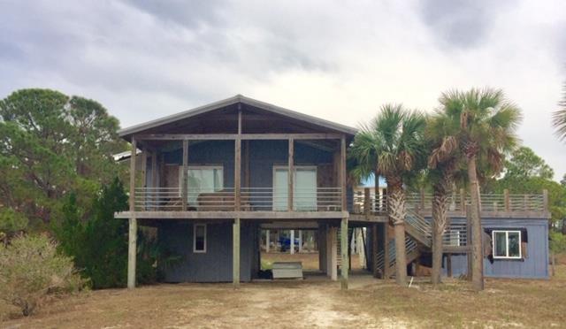 317 Marks St, ST. GEORGE ISLAND, FL 32328 (MLS #300275) :: Berkshire Hathaway HomeServices Beach Properties of Florida