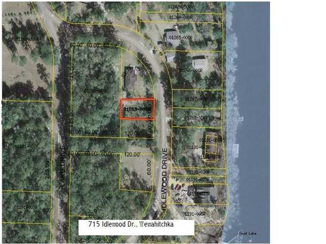 715 Idlewood Dr, WEWAHITCHKA, FL 32465 (MLS #300674) :: Berkshire Hathaway HomeServices Beach Properties of Florida