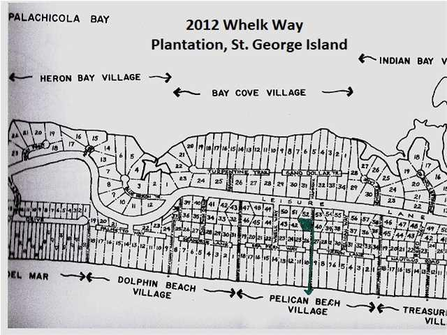 2012 E Whelk Ct, ST. GEORGE ISLAND, FL 32328 (MLS #300819) :: Coastal Realty Group