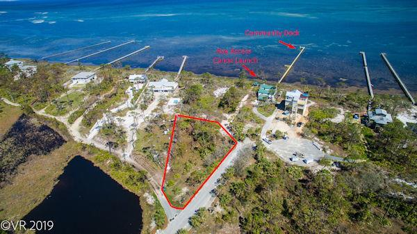 Lot 10 Hibiscus Dr., CAPE SAN BLAS, FL 32456 (MLS #301064) :: Coastal Realty Group